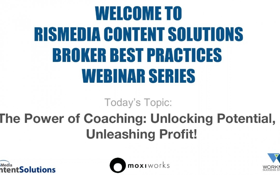 The Power of Coaching Unlocking Potential Unleashing Profit