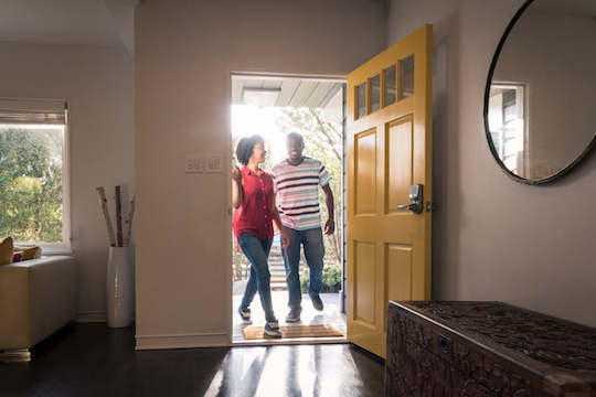 Opening the Door to a Successful Sale