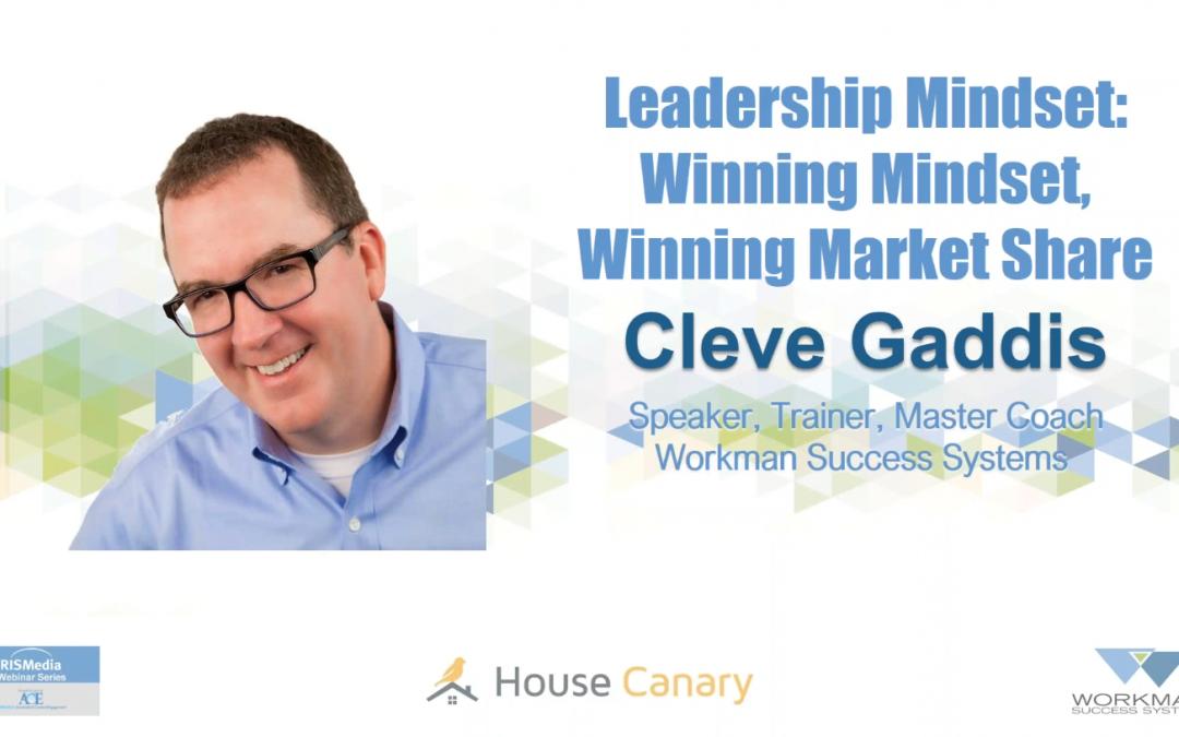 Leadership Winning Mindset Winning Marketshare