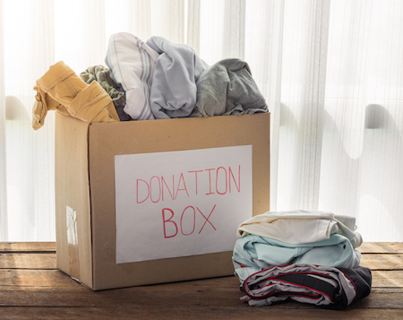 Easy Ways to Donate Your Unwanted Items