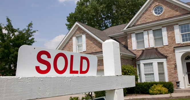 Existing-Home Sales at Pace Not Seen Since Summer
