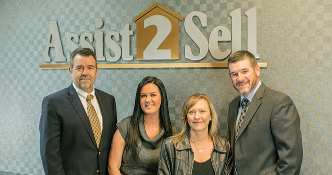 A Compelling Formula for Success: Assist2Sell