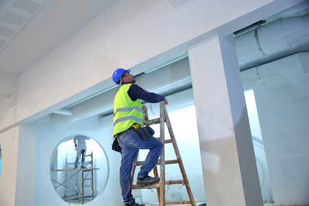 Trouble Above? How to Take Care of Your Ceiling Cracks