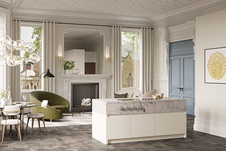 Great Spaces: Boutique Residential Development in South Kensington, London