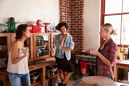 Report: Cohabitating Increasingly Popular