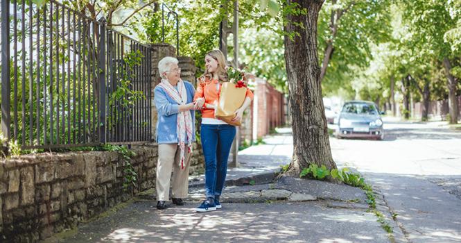 Millennials and the Silent Gen Agree: Walkability Wins