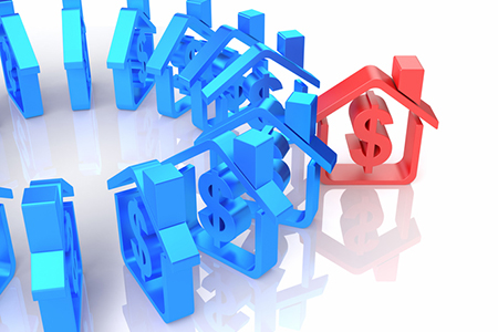 Housing Is Recouping Value Unevenly: Report