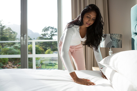 How Making Your Bed Can Help Sell Your Home