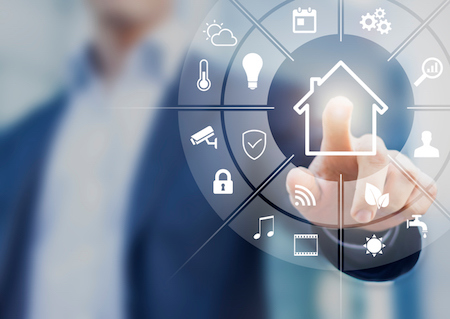 Using Tech to Boost Your Home's Appeal