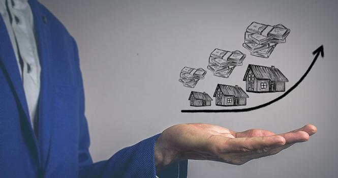 Home Prices Still on an Upturn