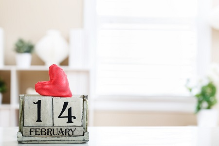 Dressing Up Your Home for Valentine's Day