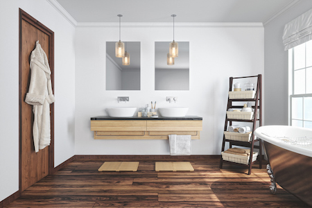 Transforming Your Bath Into a Spa