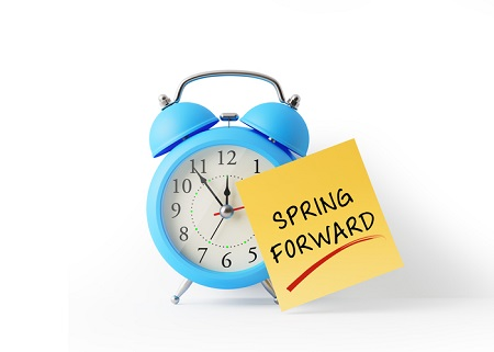 How to Prep for Spring Forward