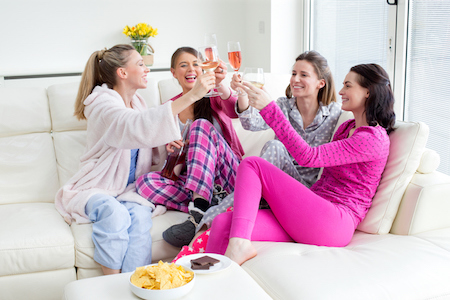 The Newest Trend in Comfy: The Pajama Lounge