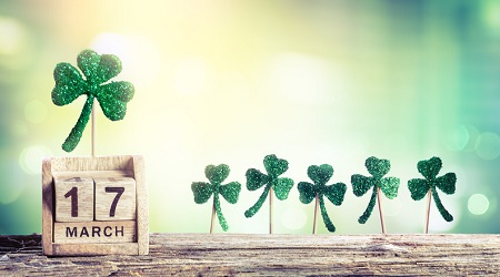 Going Green in Your Home for St. Paddy's Day