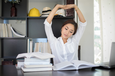 How to Stay Fit, Even at Work