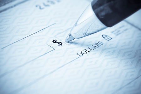 Protecting your Checkbook from Fraud