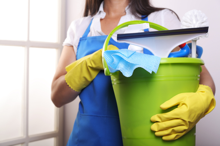 4 Green Cleaning Tips for a Healthy Home