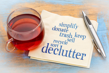 5 Ways to Declutter and Maintain Cleanliness