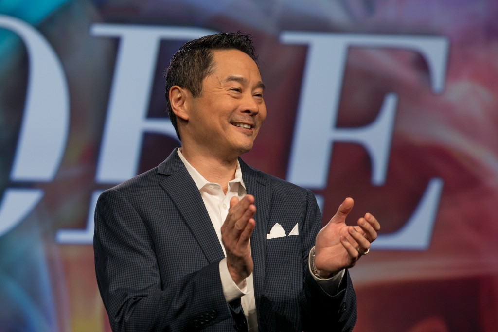 Chen at the 2018 ERA International Business Conference
