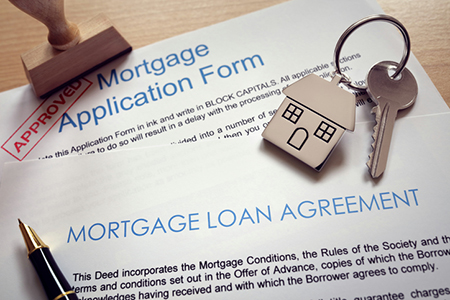 Loan Originations: Home Purchases Up