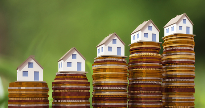 Home Prices on Long-Term Spell Upward