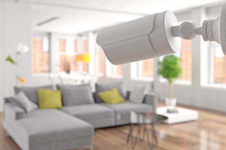 Does Home Surveillance Cross the Line?