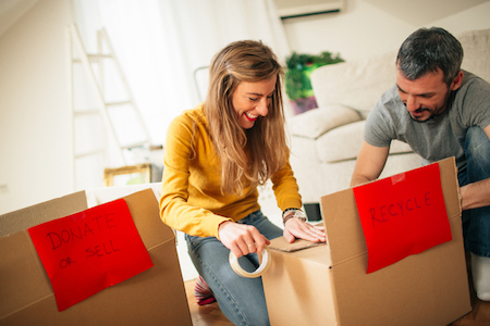 3 Ways to Stay Organized While Packing