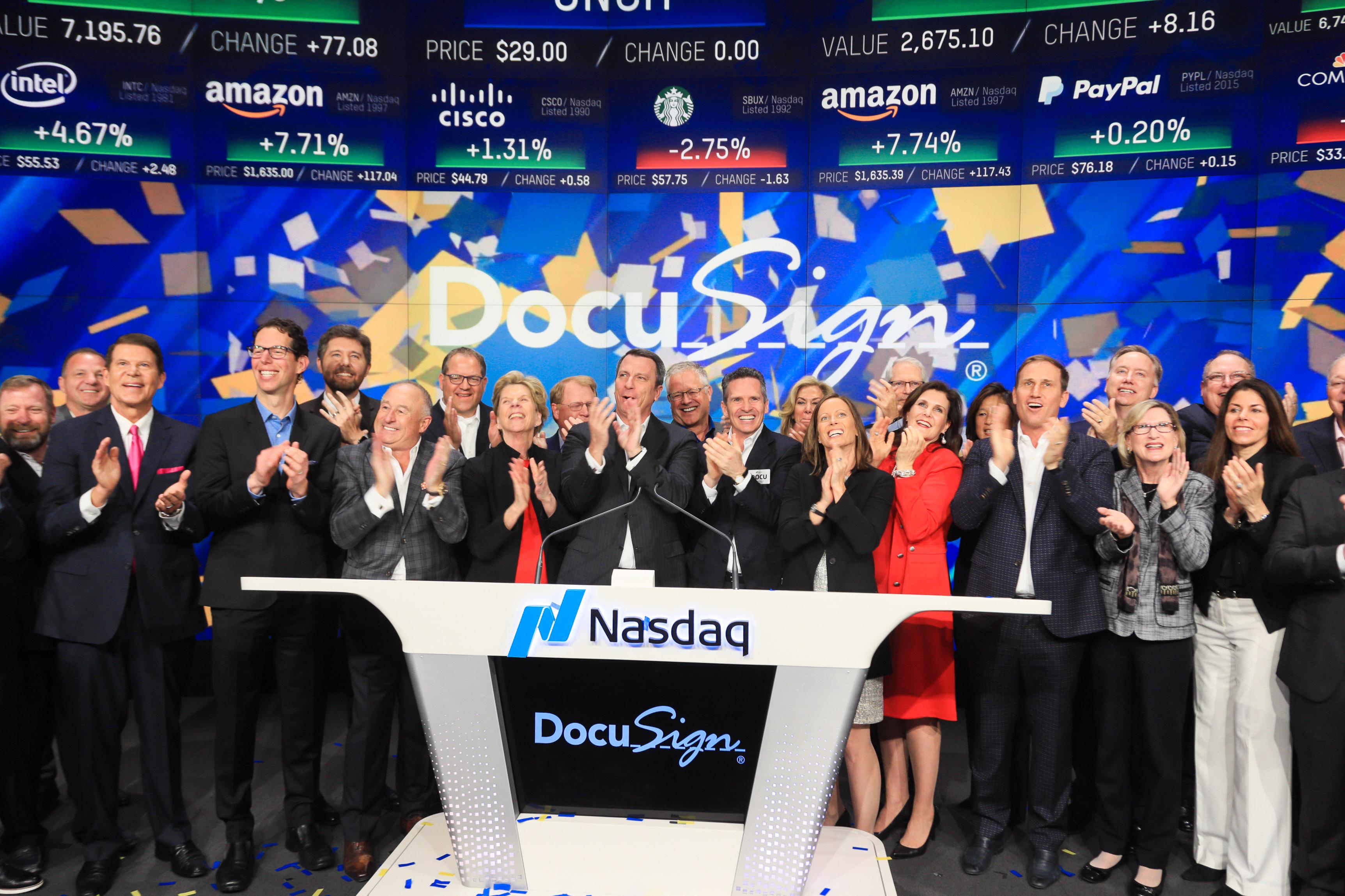 Docusign_IPO