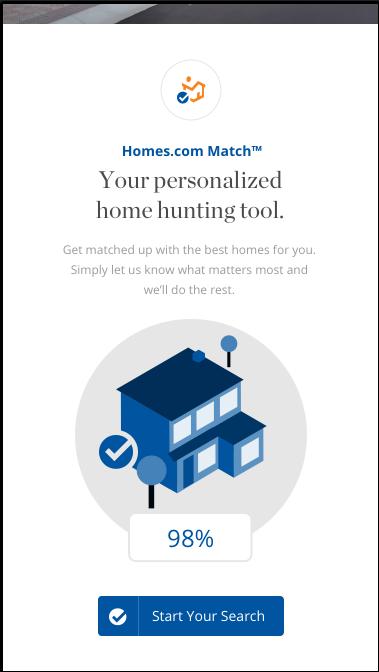 Homes.com Match