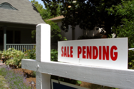 Pending Home Sales Stopped by Supply