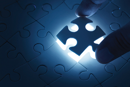 Discovering and Creating the Missing Piece for Success