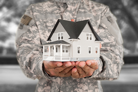 Infographic: Home-Buying for Members of the Military and Veterans