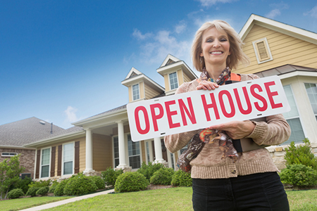 The Art of Holding an Open House