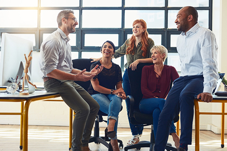 Building and Maintaining a Positive and Professional Culture