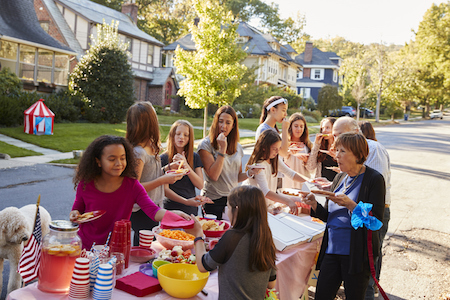 How to Organize a Block Party
