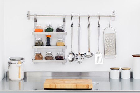 4 Tools for an Organized Kitchen