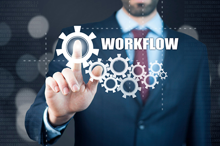 Streamlining the Transaction Workflow