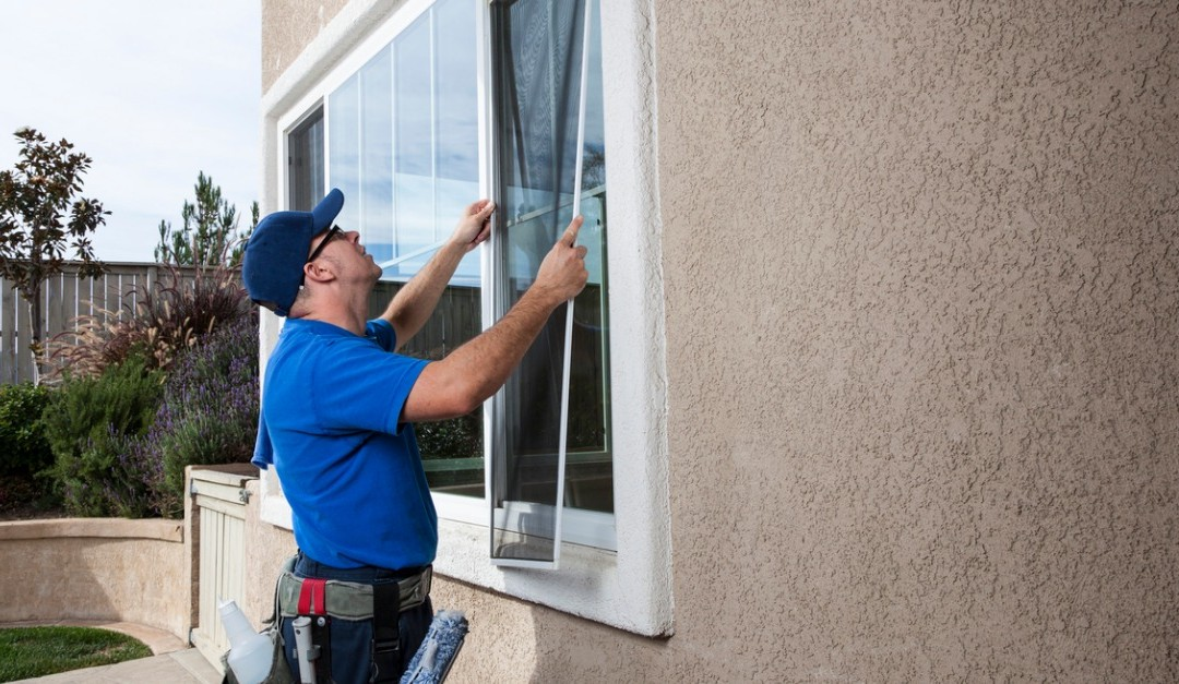 Screen Maintenance: A Guide for New Homeowners