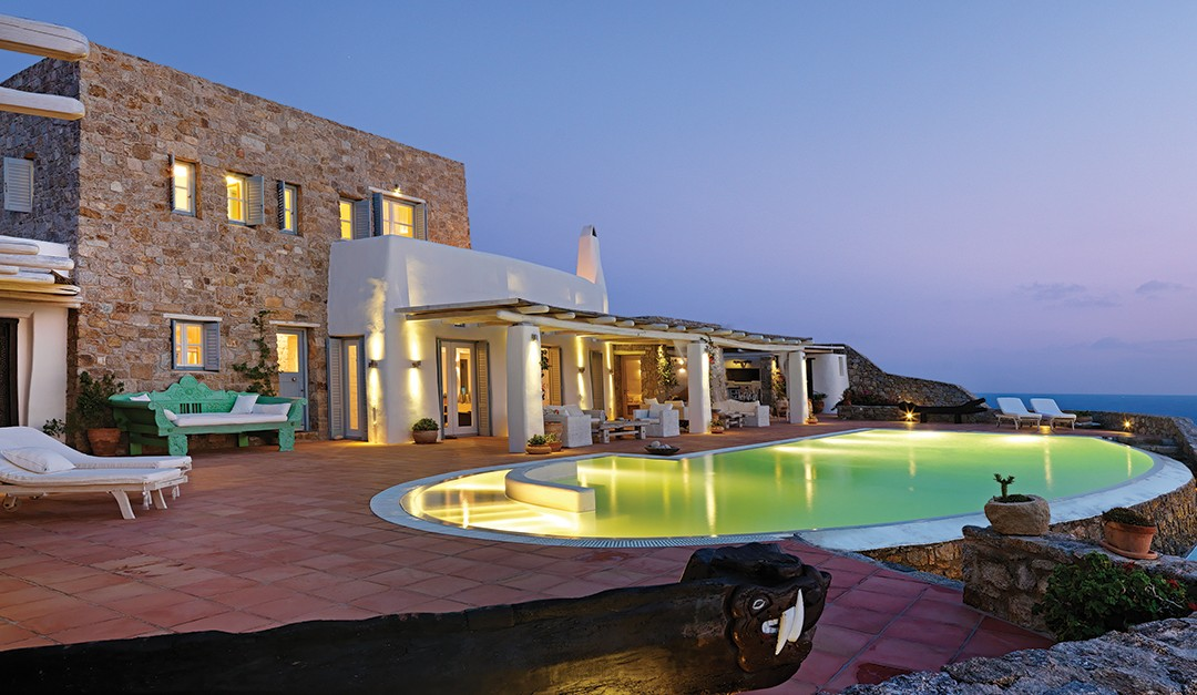 Greece: A Life of Luxury