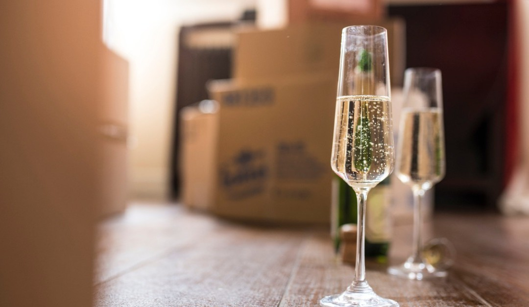 How to Celebrate Your Home Sale or Purchase