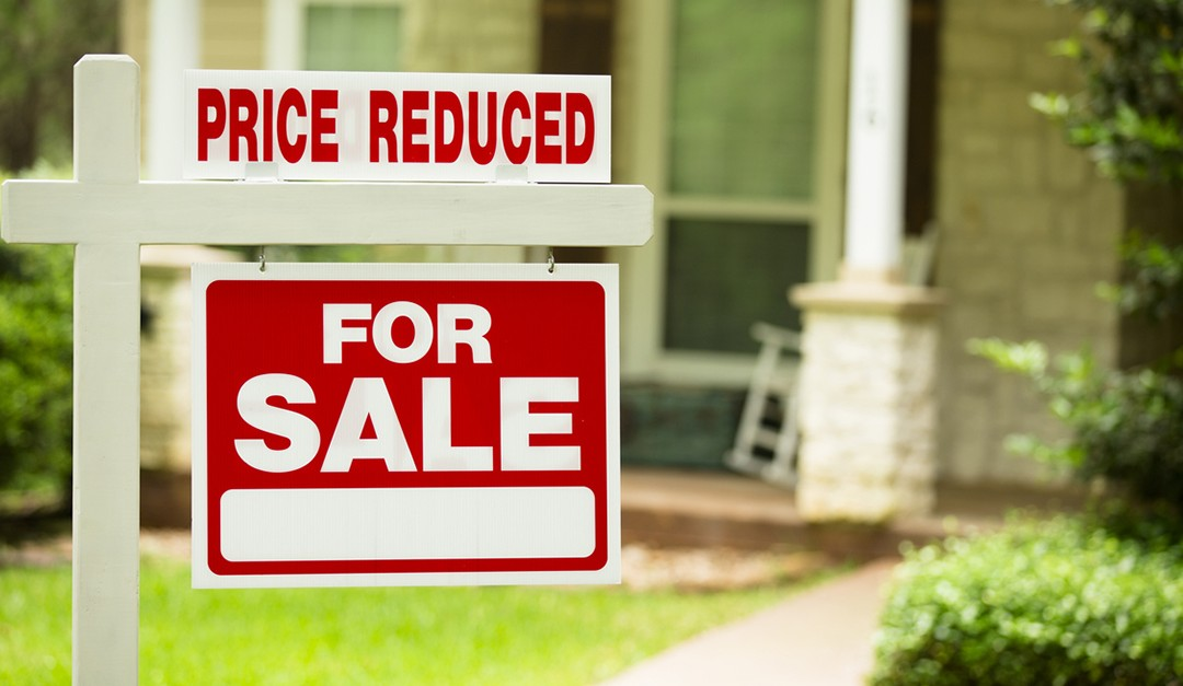 Home Price Cuts Increase, but Still Not Buyer's Market