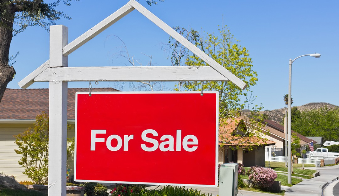 Existing-Home Sales Stuck