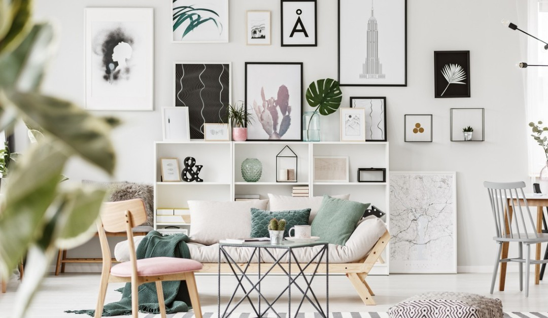 How to Use Art When Selling Your Home