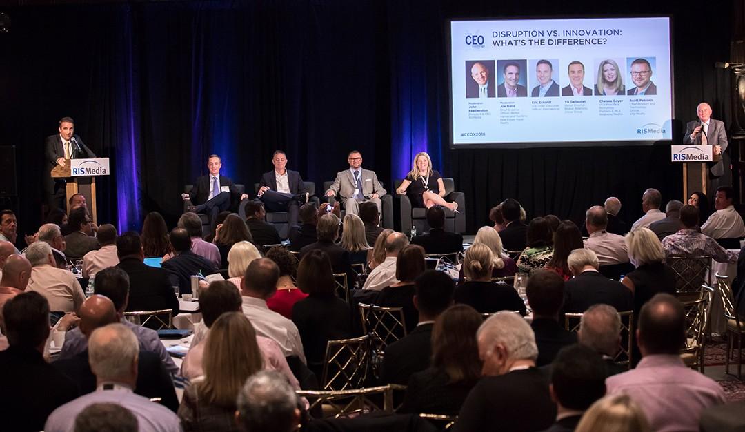 Disruptors vs. Innovators: CEO Exchange Redefines Roles