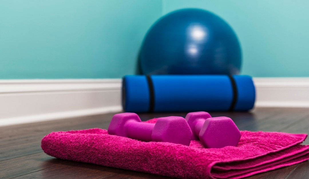 3 Organizational Tips for Your Home Gym