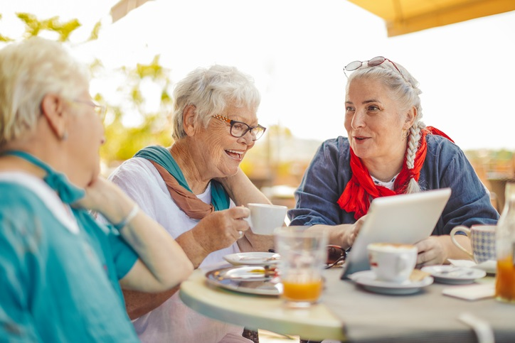 Co-Living on the Rise for Older Americans