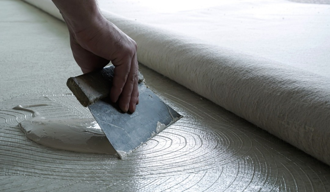 Changing Up the Flooring? How to Remove Carpet Glue