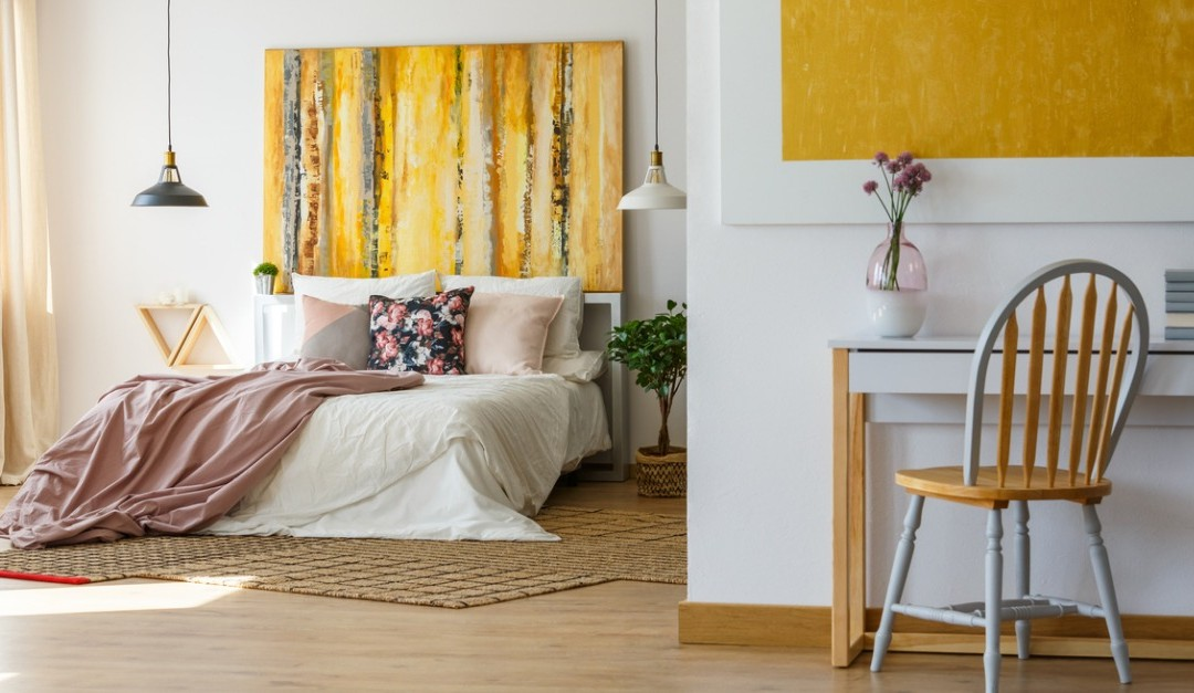 4 Reasons Your Bedroom Is Stressing You Out