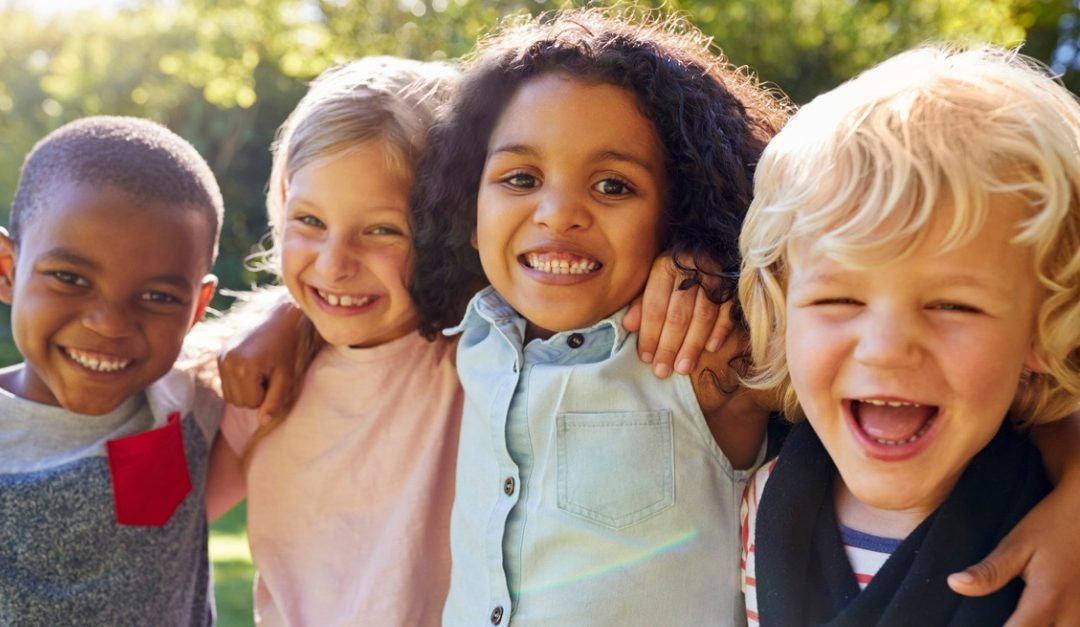 How to Help Your Child Make Friends